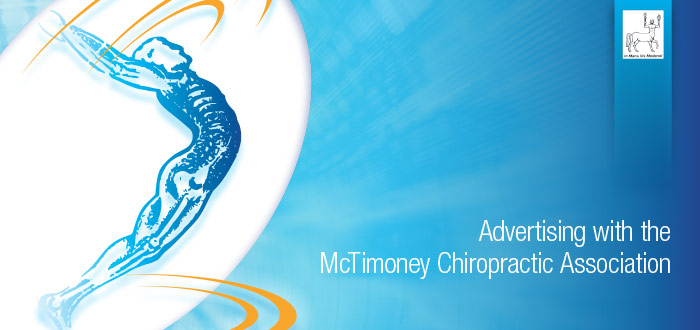 McTimoney Chiropractic Leaflet