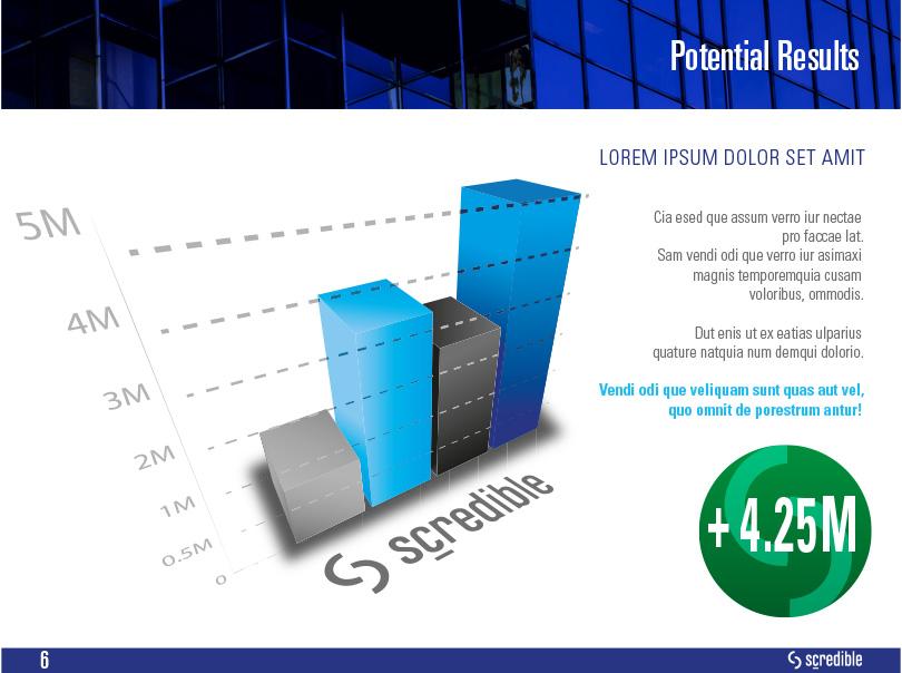 Presentation Infographic Design