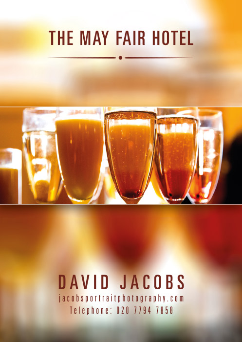 David Jacobs Photography Brochure